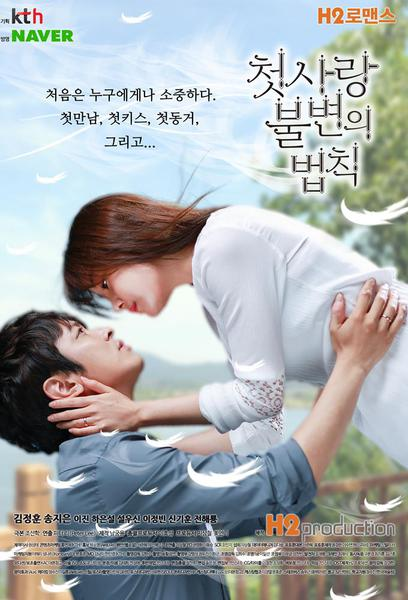 TV ratings for Immutable Law Of First Love in Norway. Naver TVCast TV series
