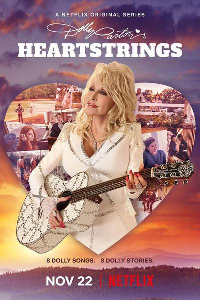 TV ratings for Dolly Parton's Heartstrings in Norway. Netflix TV series