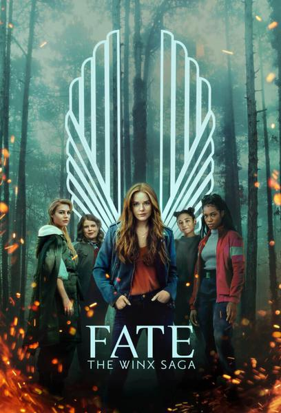 TV ratings for Fate: The Winx Saga in Norway. Netflix TV series