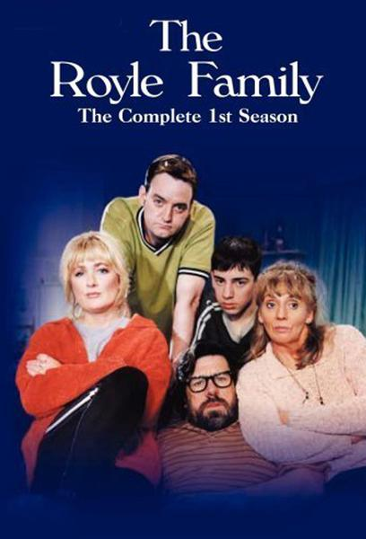 TV ratings for The Royle Family in Japan. BBC One TV series