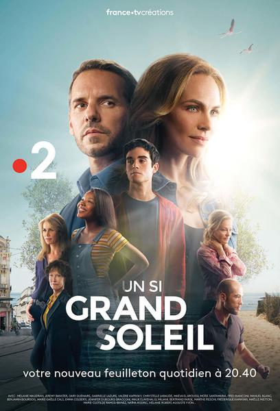 TV ratings for Un Si Grand Soleil in India. France 2 TV series