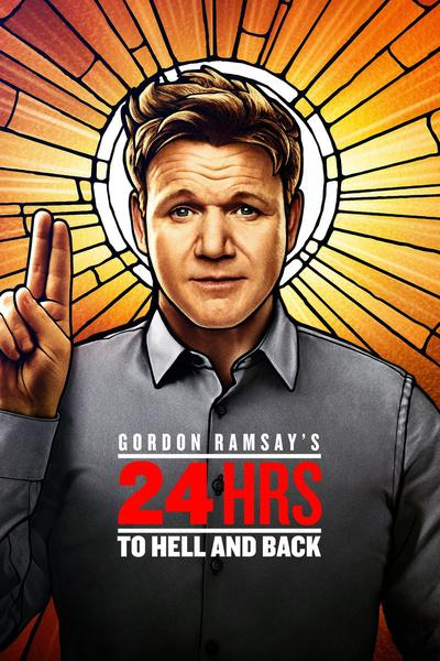 TV ratings for Gordon Ramsay's 24 Hours To Hell And Back in Denmark. FOX TV series