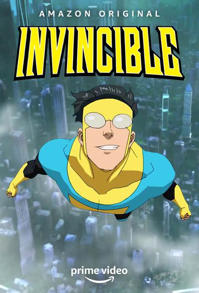 TV ratings for Invincible in Portugal. Amazon Prime Video TV series