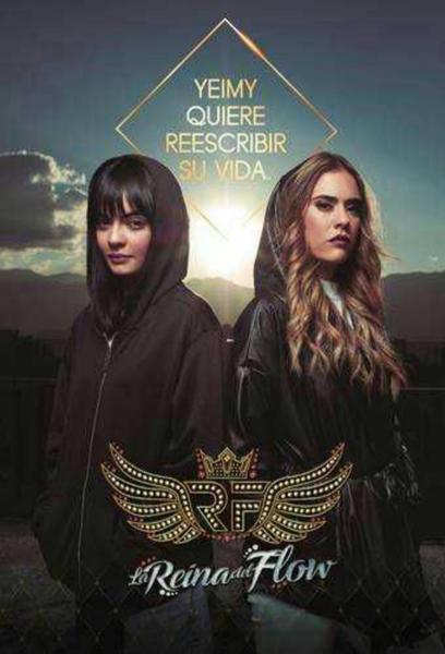 TV ratings for La Reina Del Flow in Norway. Caracol Televisión TV series
