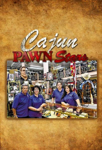 TV ratings for Cajun Pawn Stars in South Korea. History TV series