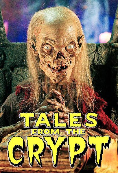 TV ratings for Tales From The Crypt in India. HBO TV series