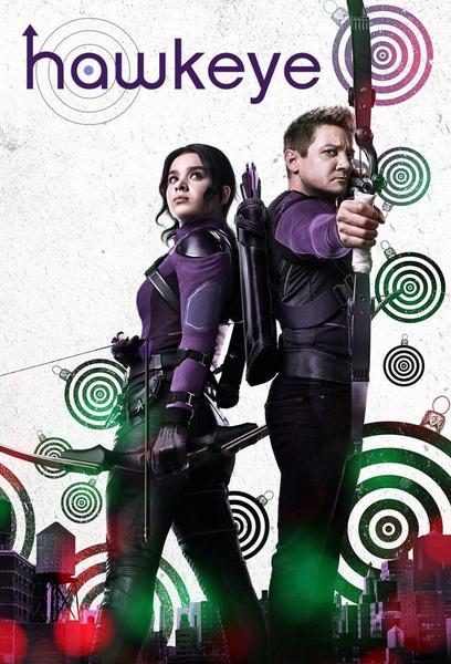 TV ratings for Hawkeye in New Zealand. Disney+ TV series