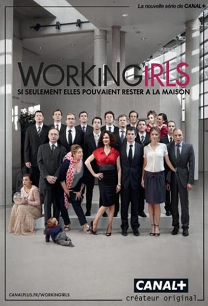 TV ratings for Workingirls À L'hôpital in the United States. Canal+ TV series