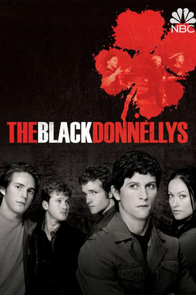 TV ratings for The Black Donnellys in South Korea. NBC TV series