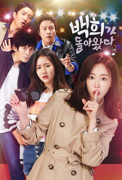 TV ratings for Baek Hee Has Returned (백희가 돌아왔다) in South Africa. KBS TV series