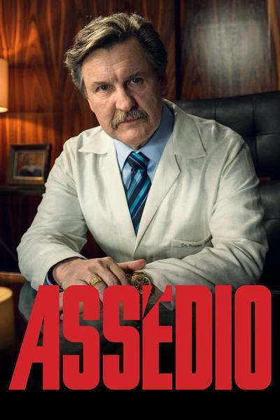 TV ratings for Assédio in Denmark. Globo Play TV series