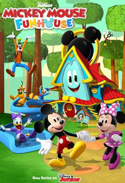 TV ratings for Mickey Mouse Funhouse in Philippines. Disney Junior TV series