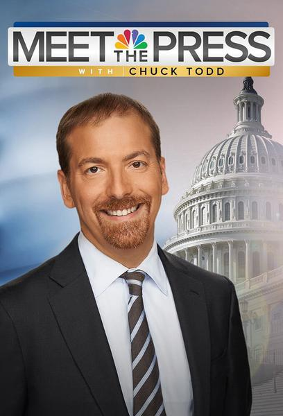 TV ratings for Meet the Press with Chuck Todd in Germany. NBC TV series