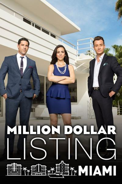 TV ratings for Million Dollar Listing Miami in India. Bravo TV series