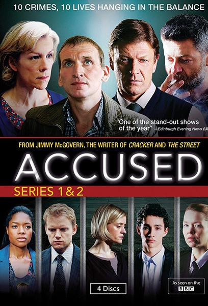 TV ratings for Accused in Norway. BBC One TV series