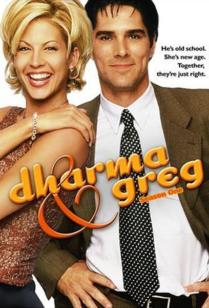 TV ratings for Dharma & Greg in Chile. ABC TV series