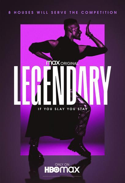 TV ratings for Legendary in Sweden. HBO Max TV series