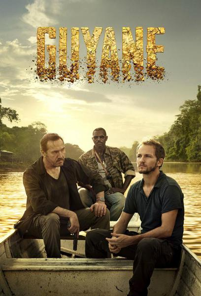 TV ratings for Guyane in Netherlands. Canal+ TV series