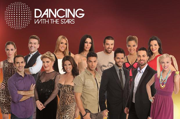 TV ratings for Dancing With The Stars (GR) in Netherlands. ANT1 TV series