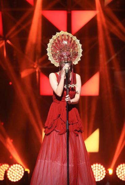 TV ratings for Mask Singer: China in Colombia. JSTV TV series