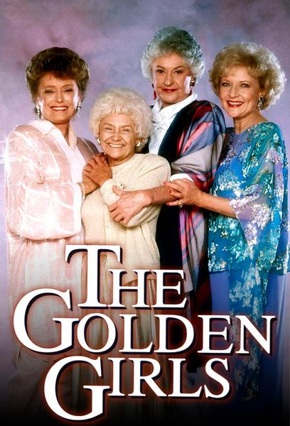 TV ratings for The Golden Girls in Germany. NBC TV series