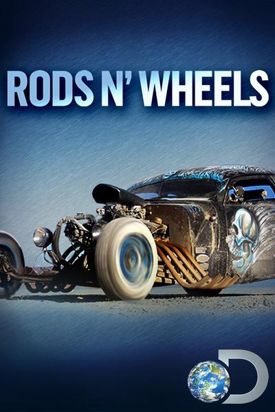 TV ratings for Rods N' Wheels in Russia. Discovery Channel TV series