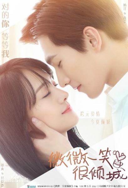TV ratings for Love O2o (微微一笑很倾城) in Brazil. Jiangsu Television TV series