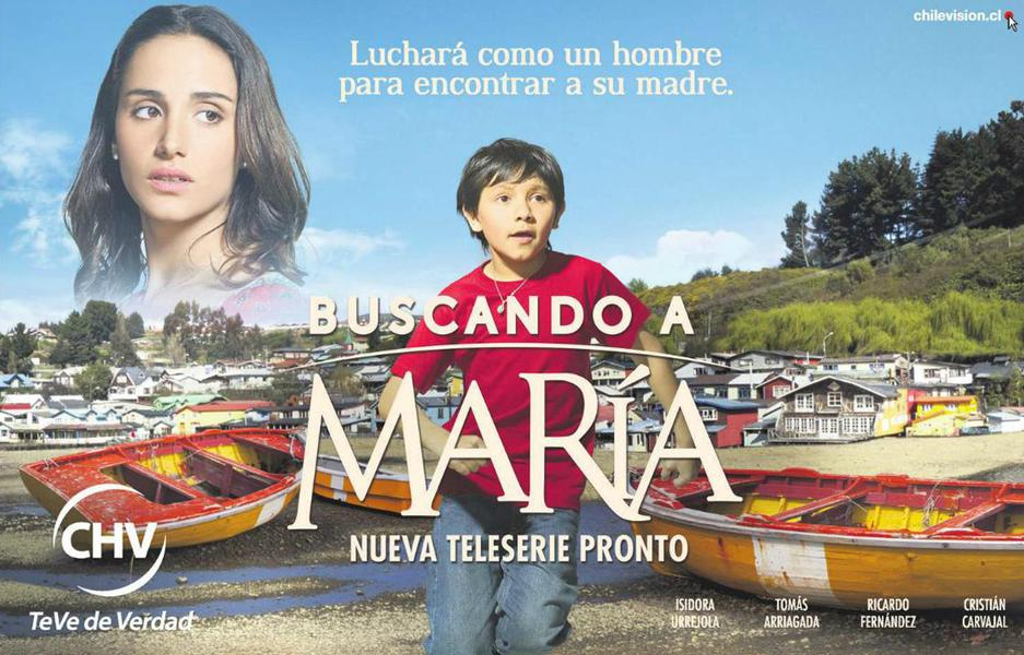 TV ratings for Buscando A María in Norway. Chilevisión TV series