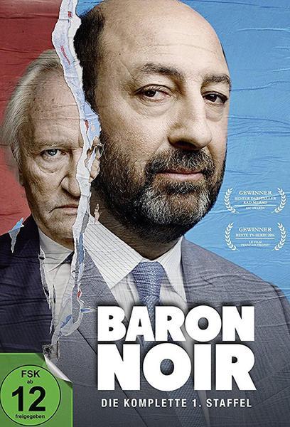 TV ratings for Baron Noir in Denmark. Canal+ TV series