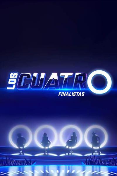 TV ratings for Los Cuatro Finalistas in Netherlands. Latina Televisión TV series