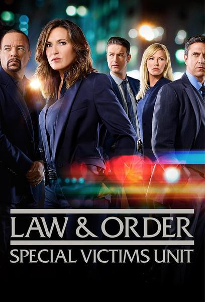 TV ratings for Law & Order: Special Victims Unit in the United States. NBC TV series