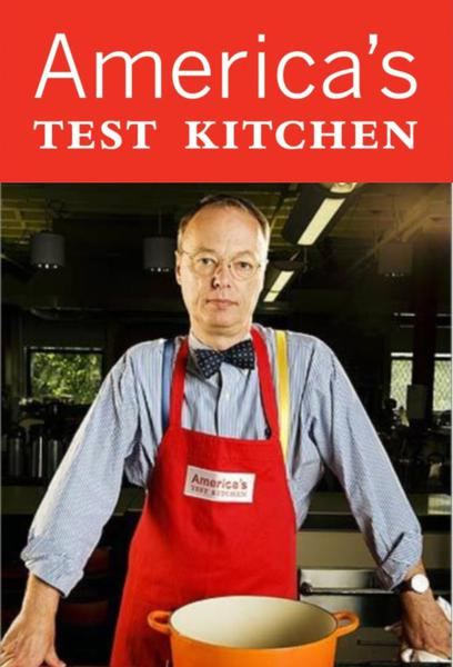 TV ratings for America's Test Kitchen in Brazil. PBS TV series