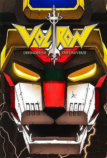 TV ratings for Voltron in the United States. Syndication TV series