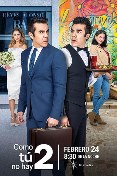 TV ratings for Como tú no hay 2 in the United Kingdom. Las Estrellas TV series