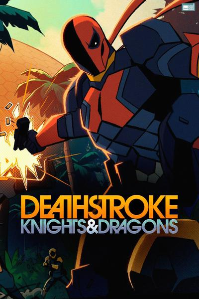 TV ratings for Deathstroke: Knights & Dragons in France. CW Seed TV series