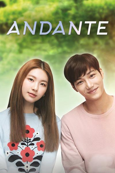 TV ratings for Andante in Germany. KBS TV series
