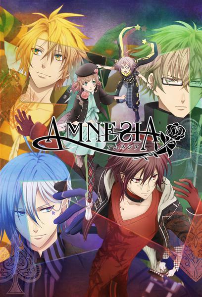 TV ratings for Amnesia in France. Tokyo MX TV series