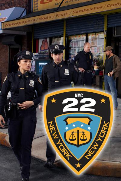TV ratings for NYC 22 in Netherlands. CBS TV series