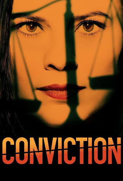 TV ratings for Conviction in Colombia. ABC TV series