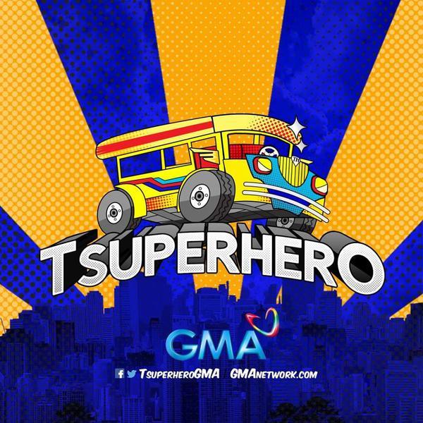 TV ratings for Tsuperhero in Ireland. GMA TV series