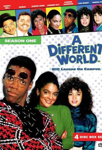 TV ratings for A Different World in Canada. NBC TV series