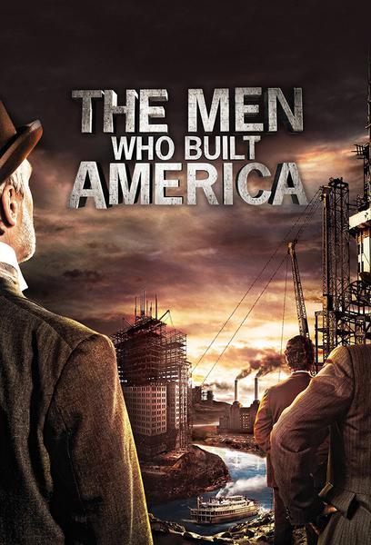 TV ratings for The Men Who Built America in Japan. History TV series