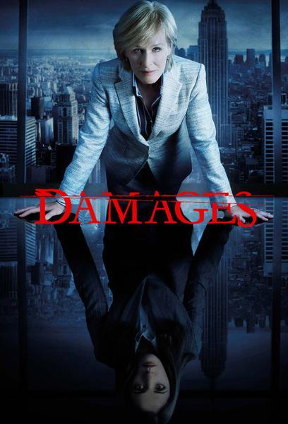TV ratings for Damages in Denmark. FX TV series