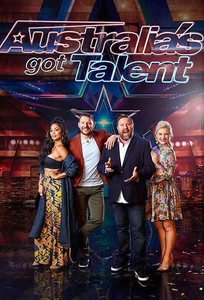 TV ratings for Australia's Got Talent in South Africa. Seven Network TV series