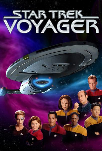 TV ratings for Star Trek: Voyager in Chile. UPN TV series