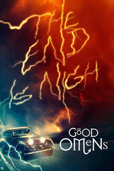 TV ratings for Good Omens in France. Amazon Prime Video TV series