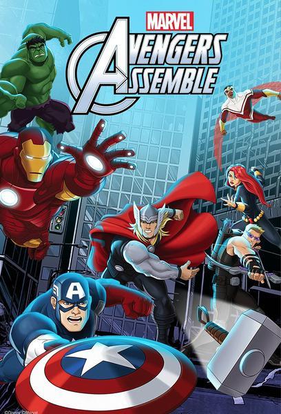 TV ratings for Marvel's Avengers Assemble in South Korea. Disney XD TV series