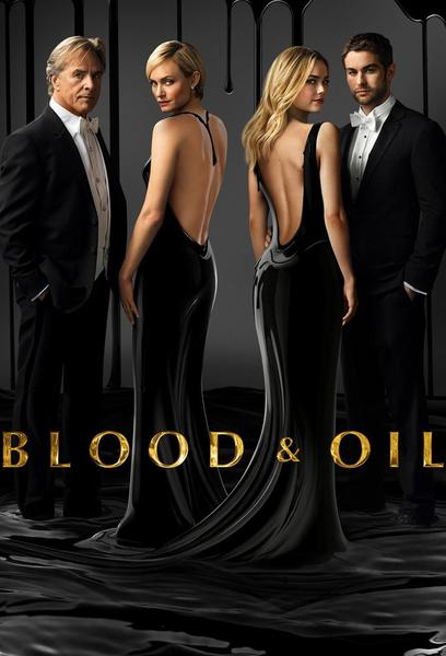 TV ratings for Blood & Oil in Germany. ABC TV series
