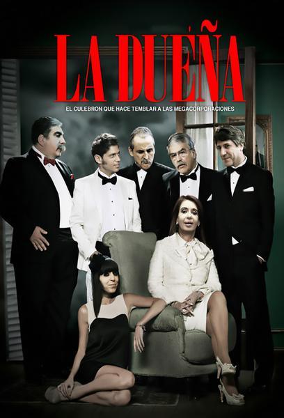 TV ratings for La Dueña in Canada. Telefe TV series