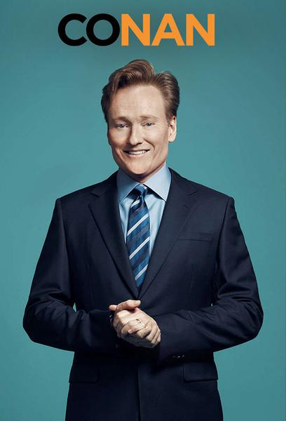 TV ratings for Conan in the United States. TBS TV series